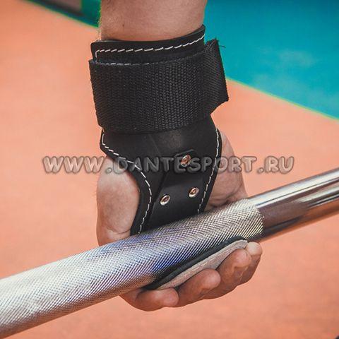 Стальные крюки для турника - Пояса, лямки, тренажеры для шеи - dantesport